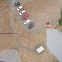 Rotorblattprüfung und Blitzschutzprüfungüber Seilzugangsthechnik