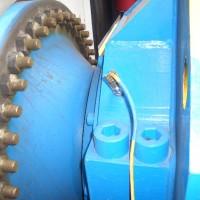 Offline CMS - Rotorwellenlager