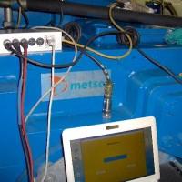 Offline CMS - Schwingungsmessung Getriebe